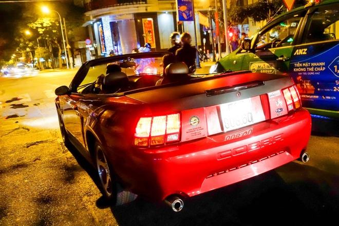 Bo suu tap Mustang doc dao o Sai Gon hinh anh 7