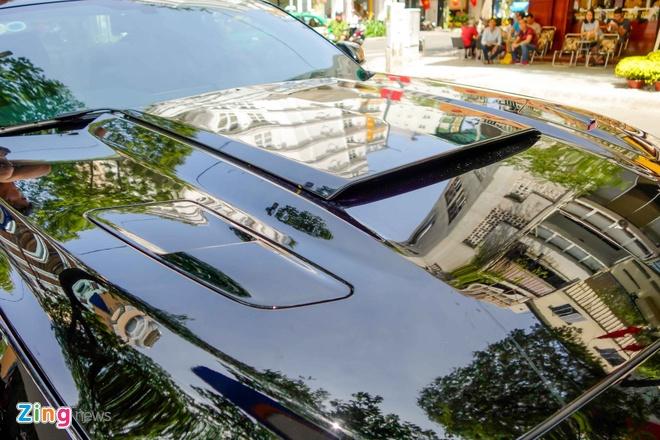 Ford Mustang GT do goi phu kien hang hieu o Sai Gon hinh anh 4
