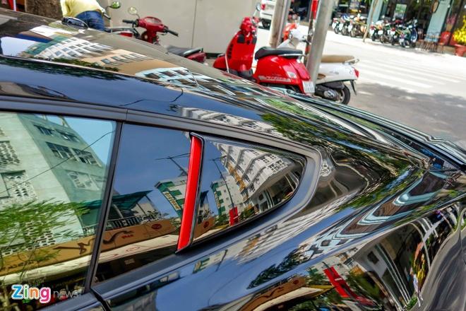 Ford Mustang GT do goi phu kien hang hieu o Sai Gon hinh anh 6