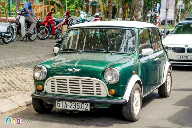 Xe cua Pham Xuan An cung dan xe co o Sai Gon hinh anh 10