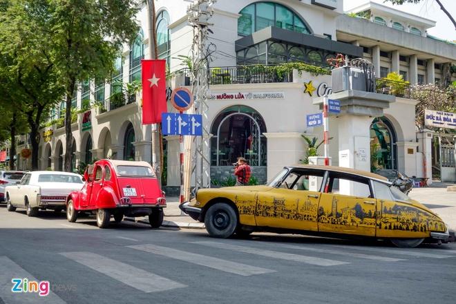 Xe cua Pham Xuan An cung dan xe co o Sai Gon hinh anh 11