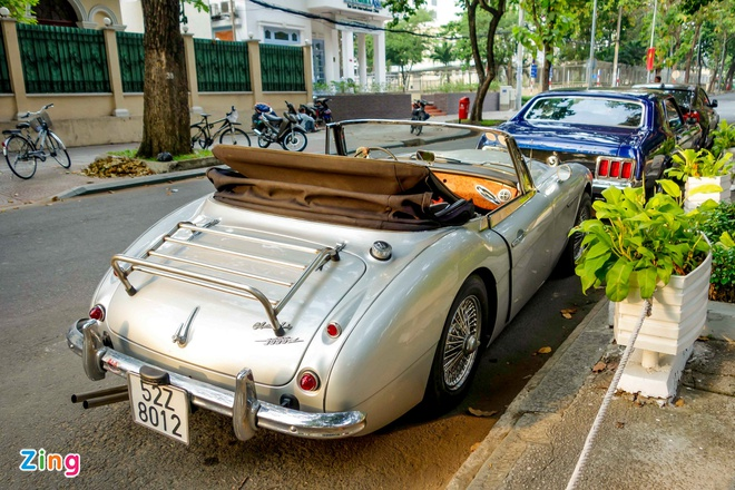Xe cua Pham Xuan An cung dan xe co o Sai Gon hinh anh 3