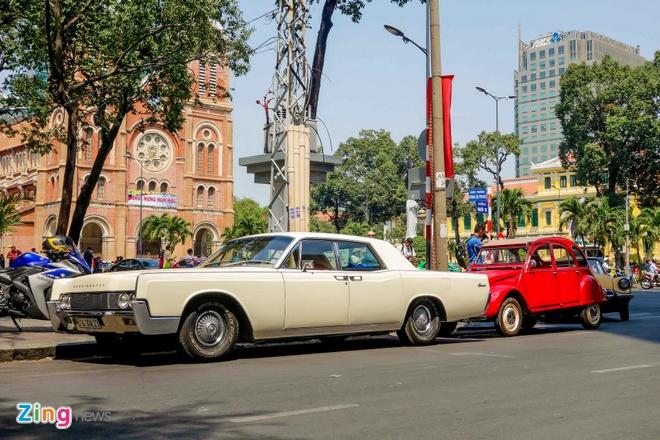 Xe cua Pham Xuan An cung dan xe co o Sai Gon hinh anh 4