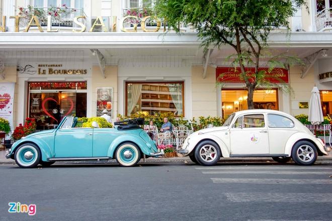 Xe cua Pham Xuan An cung dan xe co o Sai Gon hinh anh 8