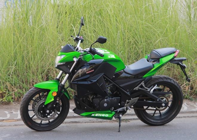 Naked bike 320 phan khoi, gia 98 trieu moi ve Viet Nam hinh anh
