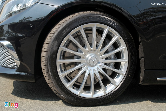 Chi tiet Mercedes S65 AMG gia 12,8 ty dong tai Viet Nam hinh anh 10
