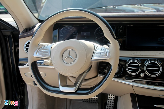 Chi tiet Mercedes S65 AMG gia 12,8 ty dong tai Viet Nam hinh anh 14
