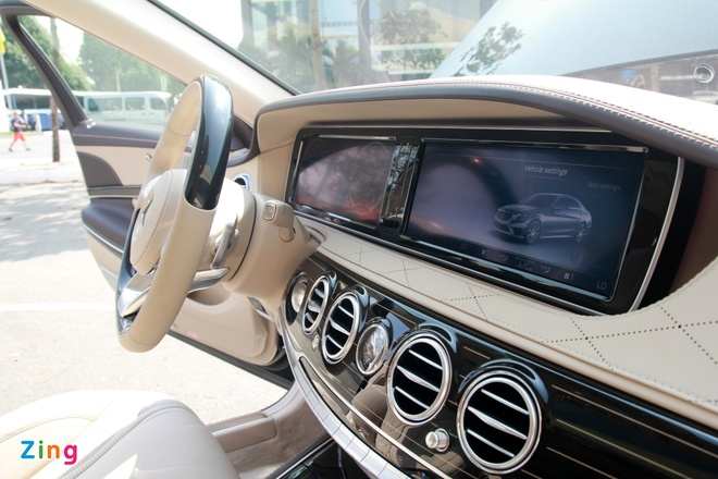 Chi tiet Mercedes S65 AMG gia 12,8 ty dong tai Viet Nam hinh anh 15
