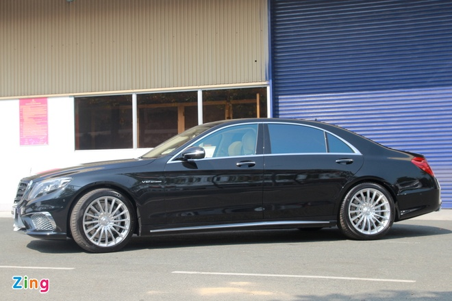 Chi tiet Mercedes S65 AMG gia 12,8 ty dong tai Viet Nam hinh anh 2
