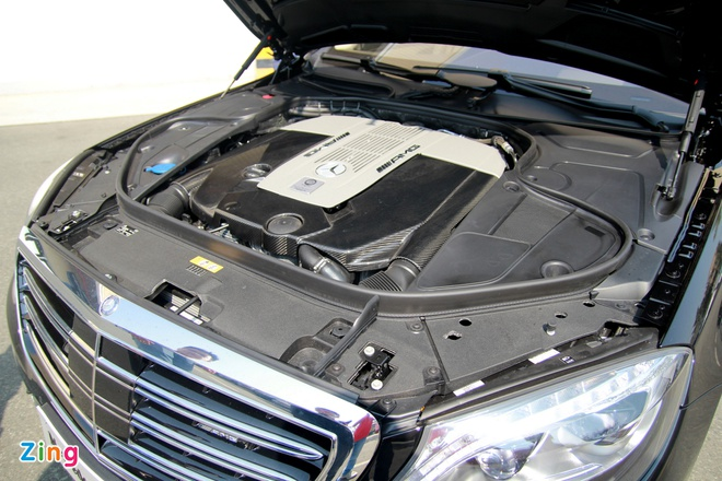 Chi tiet Mercedes S65 AMG gia 12,8 ty dong tai Viet Nam hinh anh 5