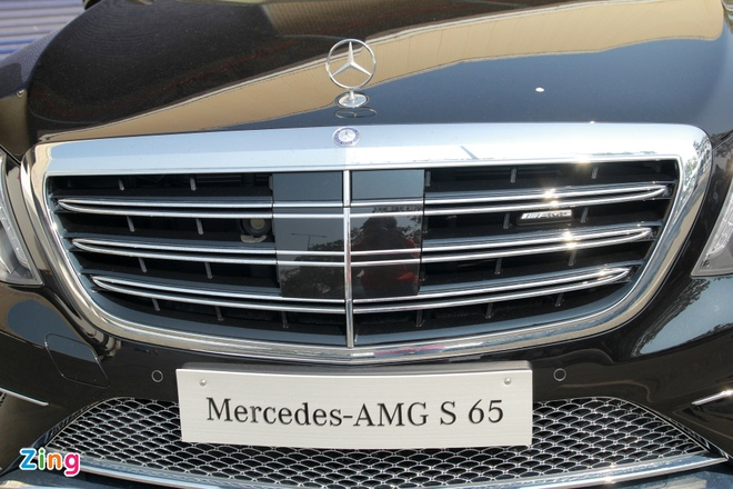 Chi tiet Mercedes S65 AMG gia 12,8 ty dong tai Viet Nam hinh anh 6