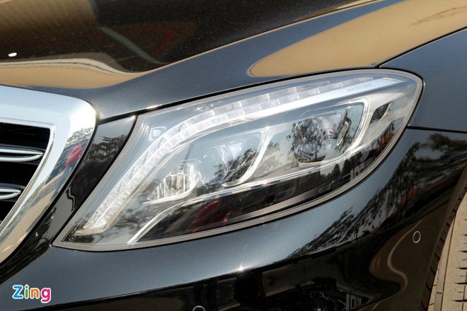 Chi tiet Mercedes S65 AMG gia 12,8 ty dong tai Viet Nam hinh anh 8