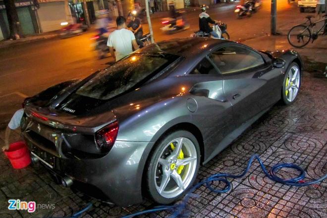 3 sieu xe Ferrari 488 GTB dau tien ve TP HCM hinh anh 11
