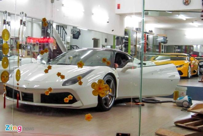 3 sieu xe Ferrari 488 GTB dau tien ve TP HCM hinh anh 12
