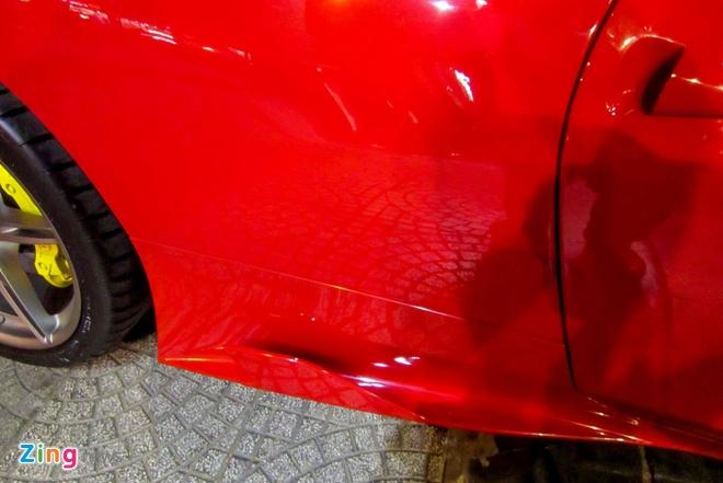 Sieu xe Ferrari 458 Speciale dau tien tai Viet Nam hinh anh 3