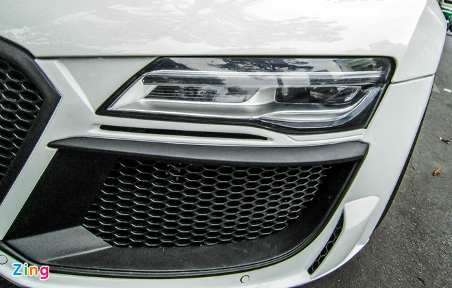 Audi R8 V10 tai Sai Gon do goi than vo den tu Duc hinh anh 6
