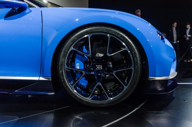 Bugatti Chiron chinh thuc ra mat, manh 1.500 ma luc hinh anh 3