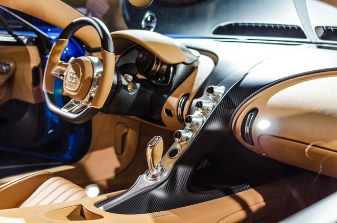 Bugatti Chiron chinh thuc ra mat, manh 1.500 ma luc hinh anh 7