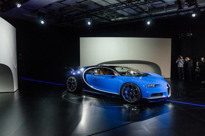 Bugatti Chiron chinh thuc ra mat, manh 1.500 ma luc hinh anh 2