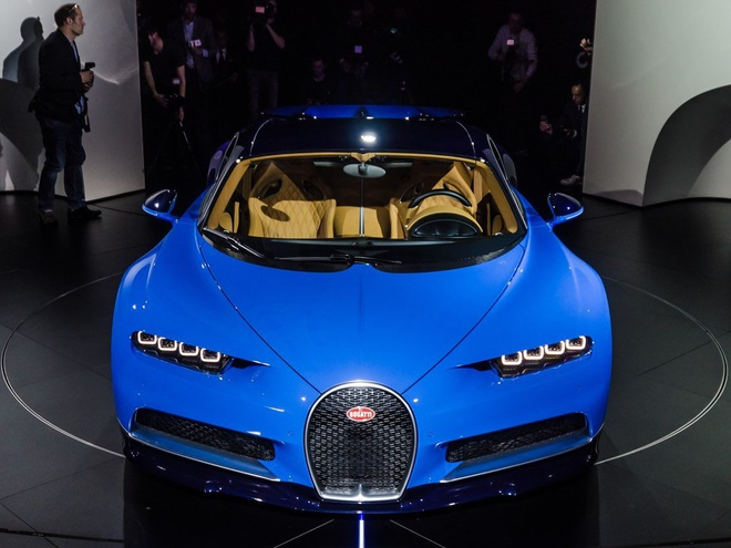 Bugatti Chiron chinh thuc ra mat, manh 1.500 ma luc hinh anh
