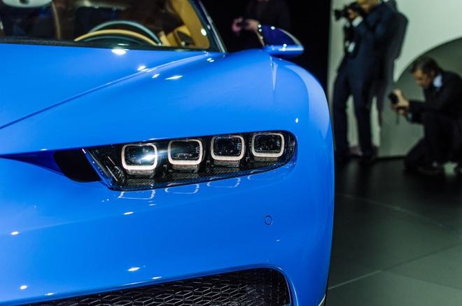 Bugatti Chiron chinh thuc ra mat, manh 1.500 ma luc hinh anh 9