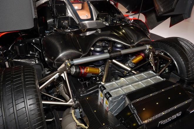 Koenigsegg Regera ban thuong mai ra mat, gia 1,9 trieu USD hinh anh 4