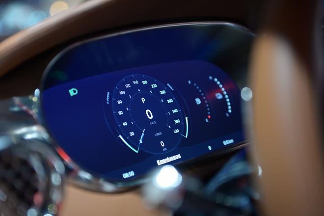 Koenigsegg Regera ban thuong mai ra mat, gia 1,9 trieu USD hinh anh 6