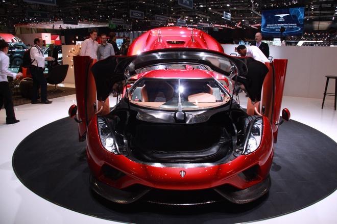 Koenigsegg Regera ban thuong mai ra mat, gia 1,9 trieu USD hinh anh 2