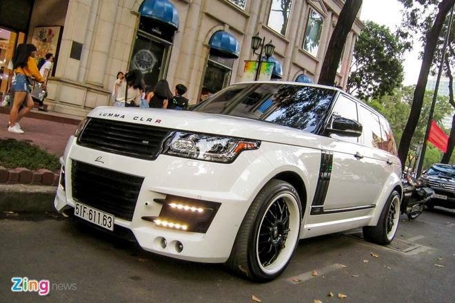SUV hang sang Land Rover do than rong dau tien o Sai Gon hinh anh 11