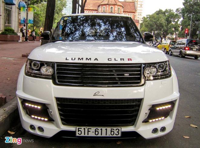 SUV hang sang Land Rover do than rong dau tien o Sai Gon hinh anh 3