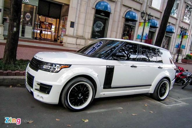 SUV hang sang Land Rover do than rong dau tien o Sai Gon hinh anh 4