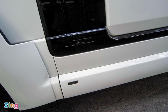 SUV hang sang Land Rover do than rong dau tien o Sai Gon hinh anh 8