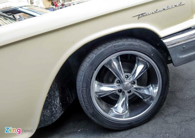Ford Thunderbird hon 50 tuoi tai Sai Gon hinh anh 11