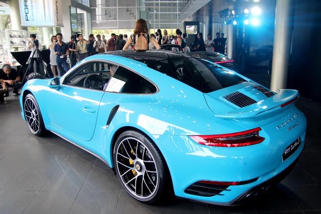 Chi tiet chiec Porsche dat nhat vua ban tai Viet Nam hinh anh