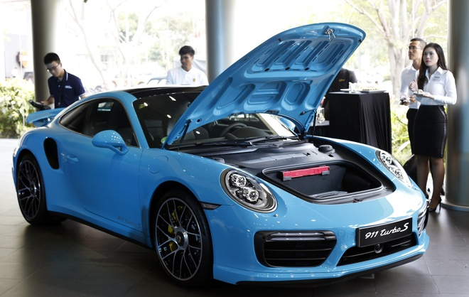Danh gia nhanh Porsche 911 Turbo S gia 14,5 ty dong tai VN hinh anh