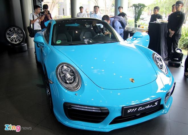 Chi tiet chiec Porsche dat nhat vua ban tai Viet Nam hinh anh 1