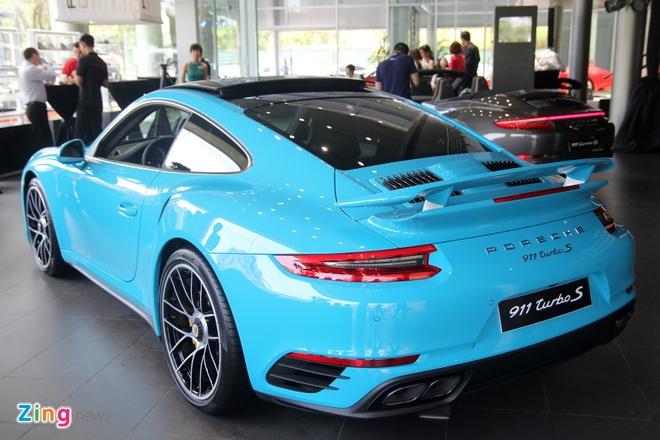 Chi tiet chiec Porsche dat nhat vua ban tai Viet Nam hinh anh 9