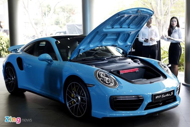 Chi tiet chiec Porsche dat nhat vua ban tai Viet Nam hinh anh 10
