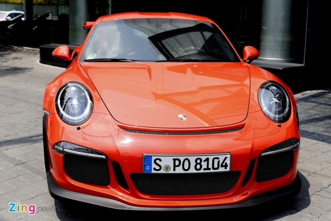 Dan xe Porsche la mat moi ve Viet Nam hinh anh 2