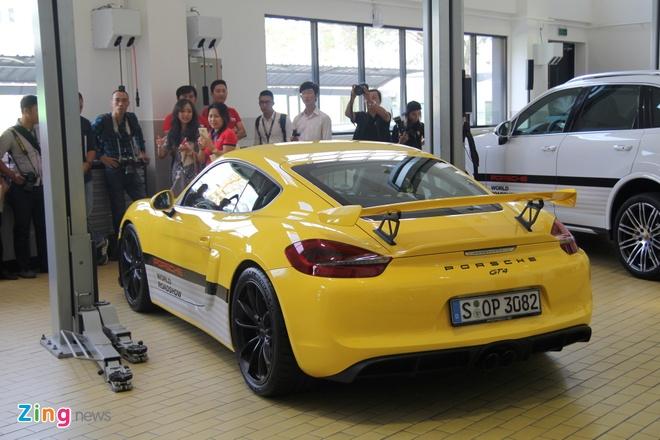 Dan xe Porsche la mat moi ve Viet Nam hinh anh 8