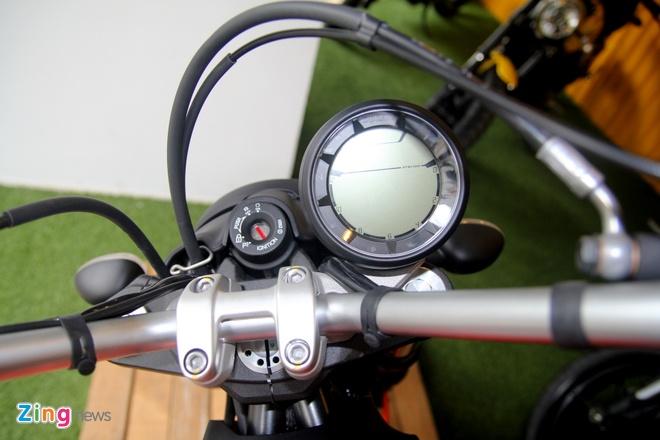 Anh chi tiet Ducati Scrambler re nhat moi ban tai Viet Nam hinh anh 10