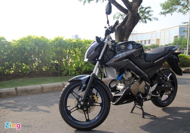 Yamaha FZ150i mau moi o Viet Nam hinh anh 6