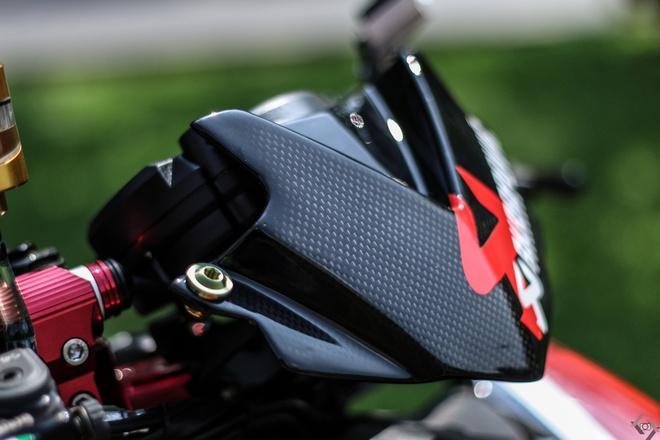 Yamaha Exciter do kieu xe dua cua biker Sai Gon hinh anh 10