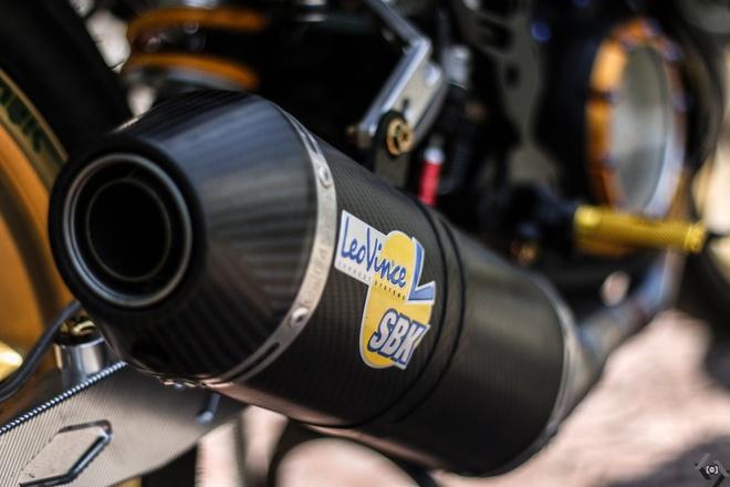 Yamaha Exciter do kieu xe dua cua biker Sai Gon hinh anh 11