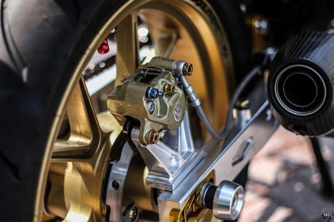 Yamaha Exciter do kieu xe dua cua biker Sai Gon hinh anh 8