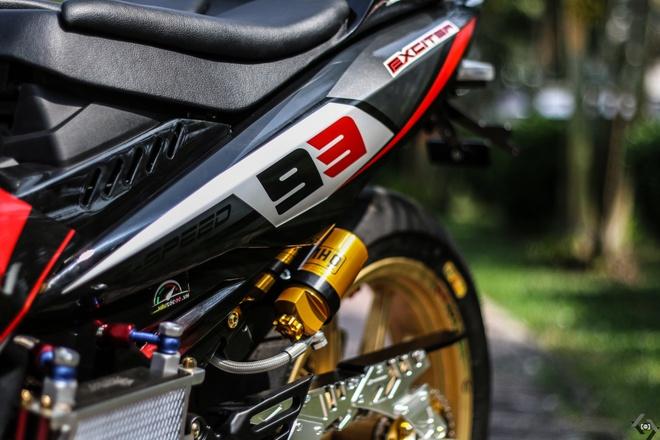 Yamaha Exciter do kieu xe dua cua biker Sai Gon hinh anh 9