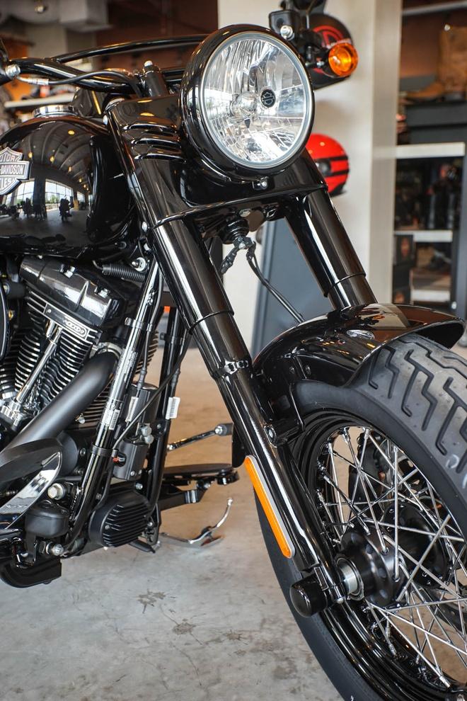 Moto Harley phong cach bobber gia gan 1 ty dong tai Viet Nam hinh anh 6
