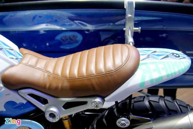 BMW R nine T do cho nguoi thich luot van ra mat tai Thai Lan hinh anh 6