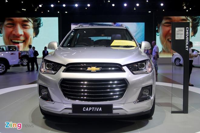 Chi tiet Chevrolet Captiva 2016 sap ban tai Viet Nam hinh anh 1