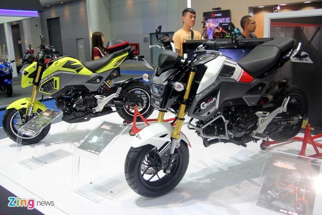 Honda ra mat MSX 2016 tai Thai Lan, gia gan 2.000 USD hinh anh 11